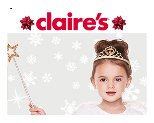 30% Off @ Claire's Accessories