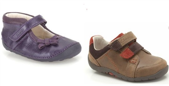 Children's Shoes Sale NOW ON Items From £10 @ Clarks