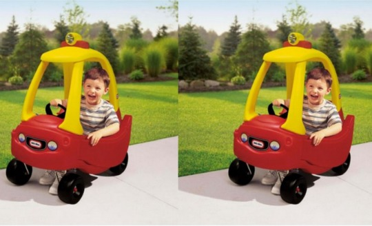 Little Tikes Light Up Cozy Coupe £32 Delivered @ Studio