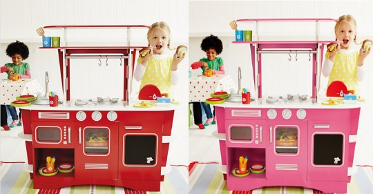 ELC Wooden Diner Kitchen £100 Delivered @ Early Learning Centre/Mothercare