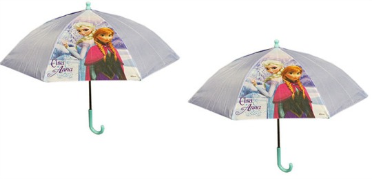 Disney Frozen Umbrella £3.99 Delivered (Two For £6.99) @ The Works
