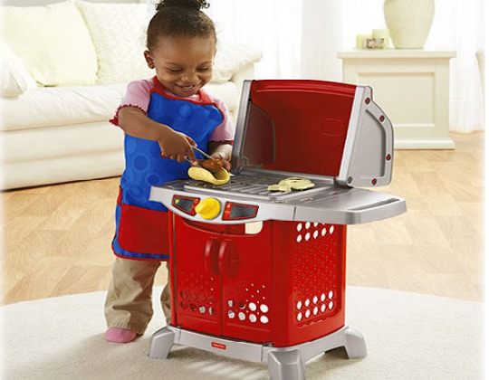 Fisher Price Grill Play Set £14.99 @ The Entertainer
