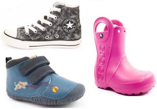 Children's Shoe Sale Plus Extra 25% Off (With Code) @ Jones Bootmaker