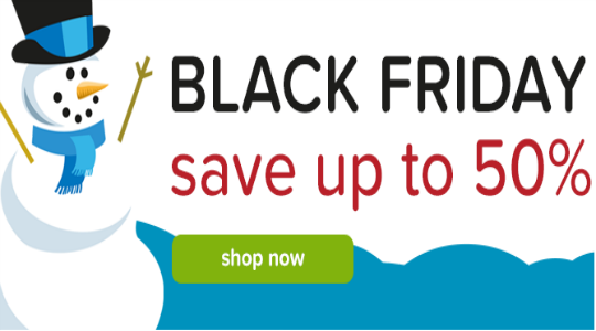 HURRY! Black Friday Up To 50% Off @ Kiddicare
