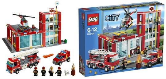 Lego City Fire Station £45 @ Amazon