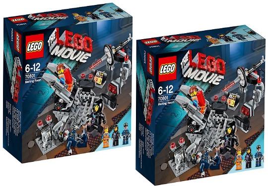 The Lego Movie Melting Room Set £8.99 @ John Lewis/Amazon
