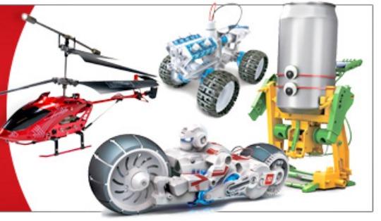 Fun Tech Toys 2 For £18 @ MyMemory