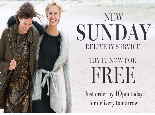 *Today Only* Children's Clearance Plus FREE Sunday Delivery @ Next