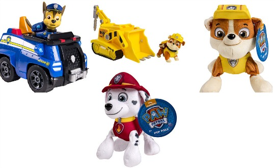 Paw Patrol Toys In Stock Now @ The Entertainer