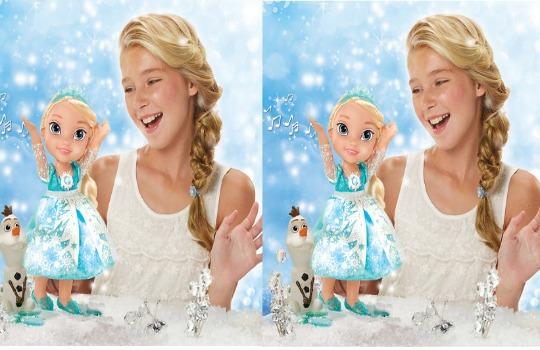 Snow Glow Elsa £29.74 @ Argos