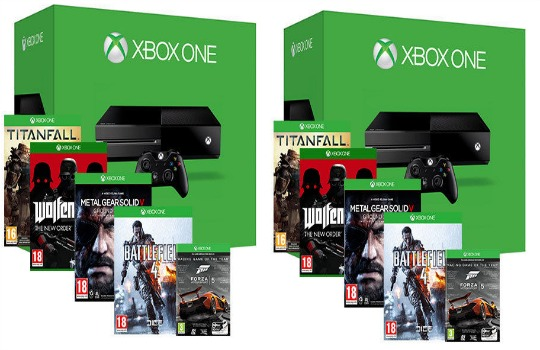 Xbox One Plus FIVE Games £349.99 Delivered @ eBay Seller/Shop To