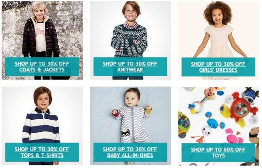 Toys From £1 Clothes From £5.60 Brand Event @ House of Fraser