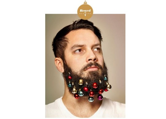 Don't Know What To Give T'Other Half? Beard Baubles!