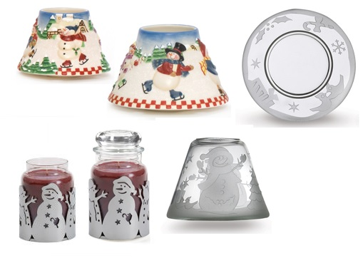 Snowman Accessories From £3.49 @ Yankee Candle