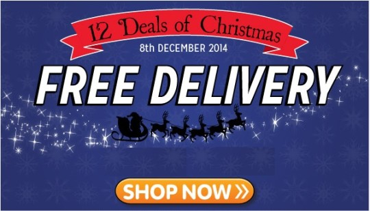 Free Delivery No Minimum Spend @ The Works TODAY ONLY