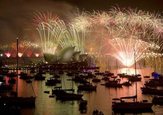 Goodbye 2014, Hello 2015