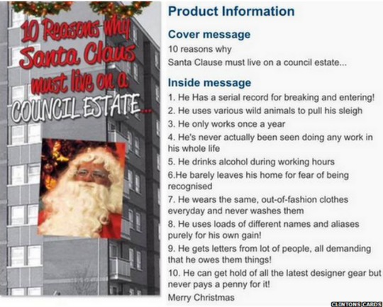 THAT Clintons Christmas Card: Highly Offensive Or Cheeky Banter?