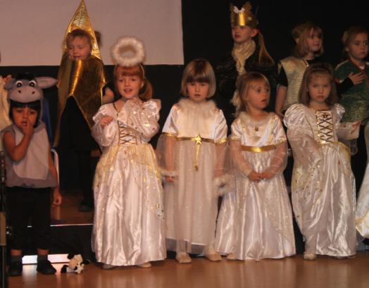 The Nativity Play Nightmare...