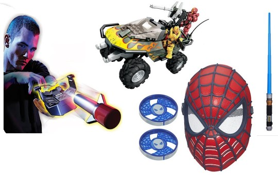 'Action Toy' Stocking Fillers Sale @ The Entertainer