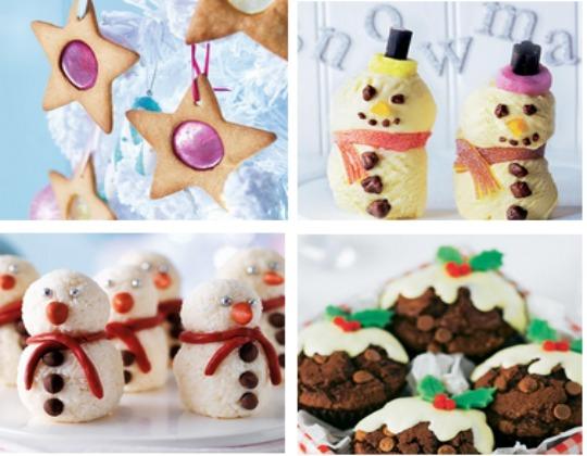 FREE Kid's Christmas Recipes @ Asda