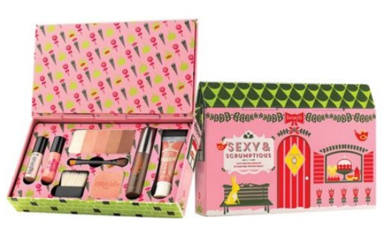 TODAY ONLY: Benefit Sexy & Scrumptious Gift Set £19.66 @ Boots.com