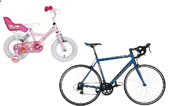 Bicycles Up To 60% Off In Manic Monday Sales @ Halfords
