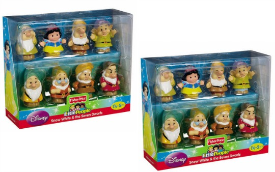 Fisher Price Little People Snow White & The Seven Dwarfs £9.96 @ Toys R Us
