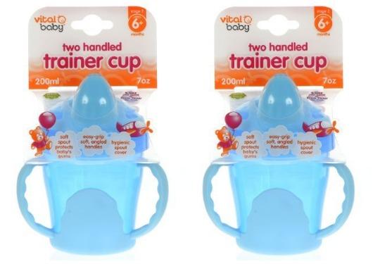 Vital Baby Trainer Cup - 75p @ Amazon
