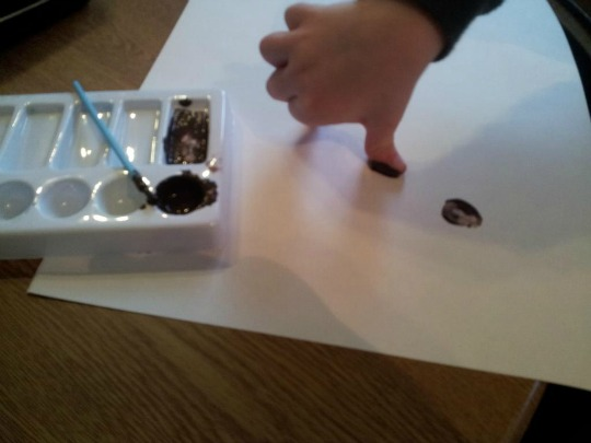 Kid's Craft : Homemade Wrapping Paper