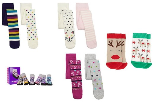 Baby & Toddler Socks & Tights Sale @ John Lewis