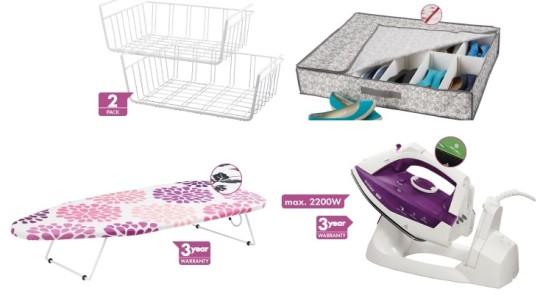 #LidlSurprises: Household Goods From £1.29