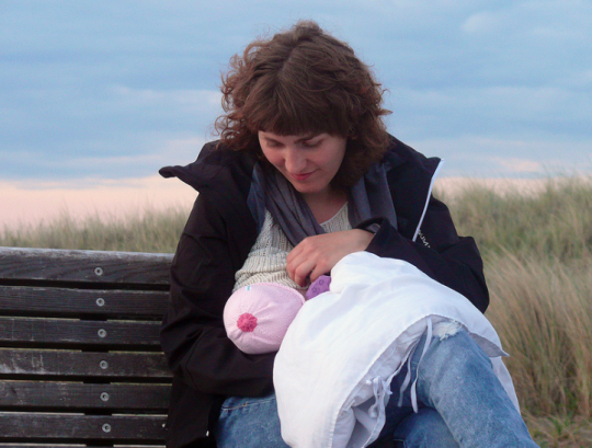 Should Breastfeeding Pictures Be Allowed On Facebook?
