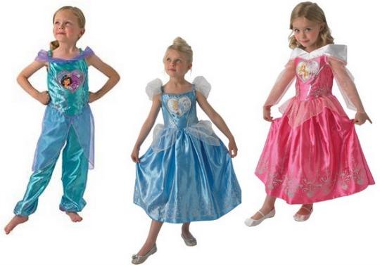 Disney Princess Dresses £9.99 @ Amazon
