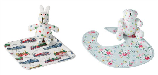 Baby Gifts from £5 @ Cath Kidston