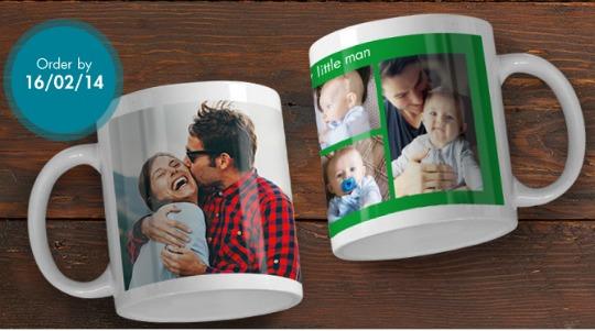FREE Photo Mug, just pay £1.99 P&P @ Snapfish