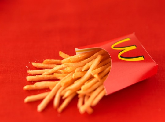 McDonalds Fries Are NOT Just Potato....Try Adding Another 14 Ingredients!