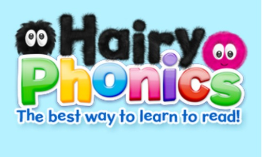 FREE 'Hairy Phonics' Learning App @ Google Play