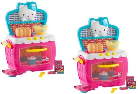 Hello Kitty Pretend Play Electronic Magic Oven £8.99 @ Argos