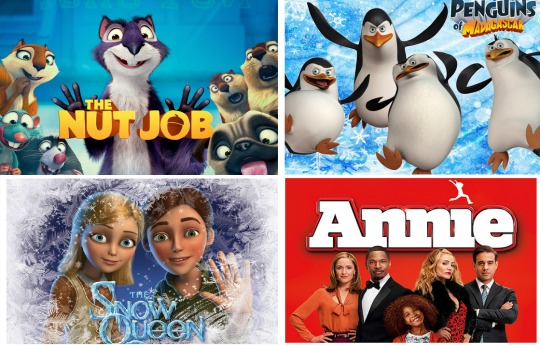 Family Movies in February - £1.75 a ticket @ Vue Cinemas