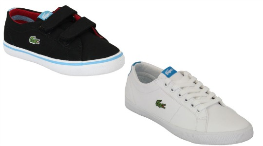 Boys Lacoste Trainers £19.98 Delivered @eBay Seller Universal_Fashion
