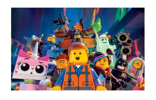 The Lego Movie snubbed by The Oscars!