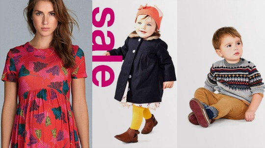 Get An Extra 25% Off All Clothing Sale Items @ Mamas & Papas