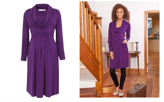 Maternity Dress was £35 - now £9 with Free Delivery @ JoJo Maman Bebe