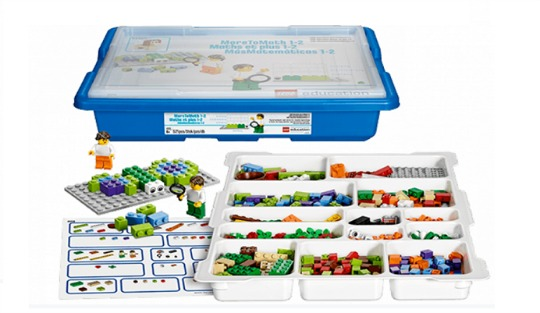 Lego Maths Education Launched In UK Schools.