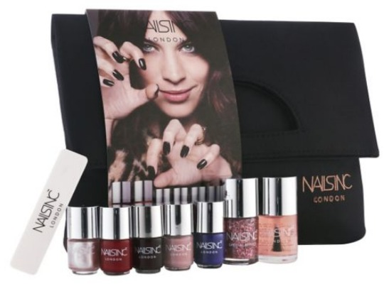 Nails Inc Ultimate Accessory Gift Set £15 @ Boots.com