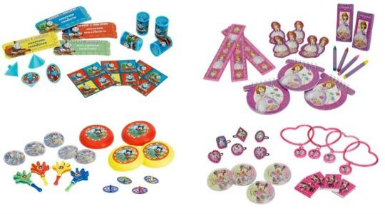 Thomas, Sofia, Minnie or Mickey Party 48 Favour Packs - was £11.99, now £5.99 @ Argos