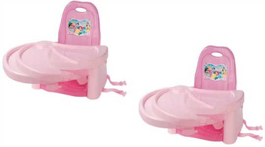 Disney Princess Swing Tray Booster Seat £9.96 @ Babies R Us