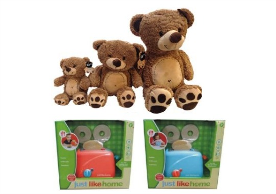 Product Safety Recalls from Toys R Us and Dunelm