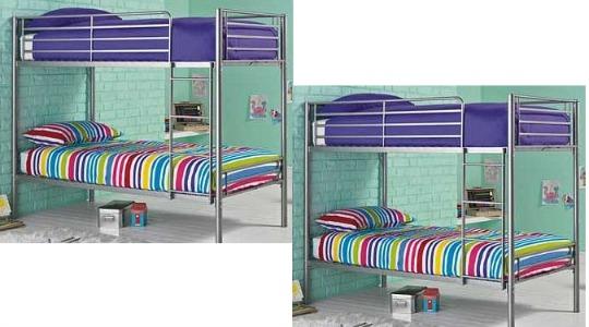 Sidney Shortie Bunk Bed £78.94 Delivered @ Argos