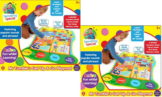 Something Special Get Up And Go Playmat £6.24 @ Amazon